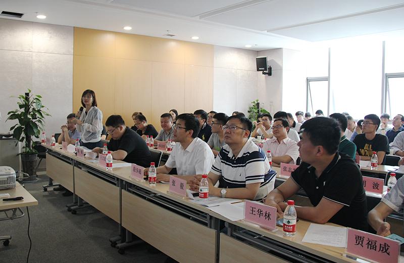 """""""西安电子科技大学科技成果项目路演对接会""""在大市场举行"""